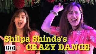 Shilpa Shinde's CRAZY DANCE after winning Bigg Boss 11