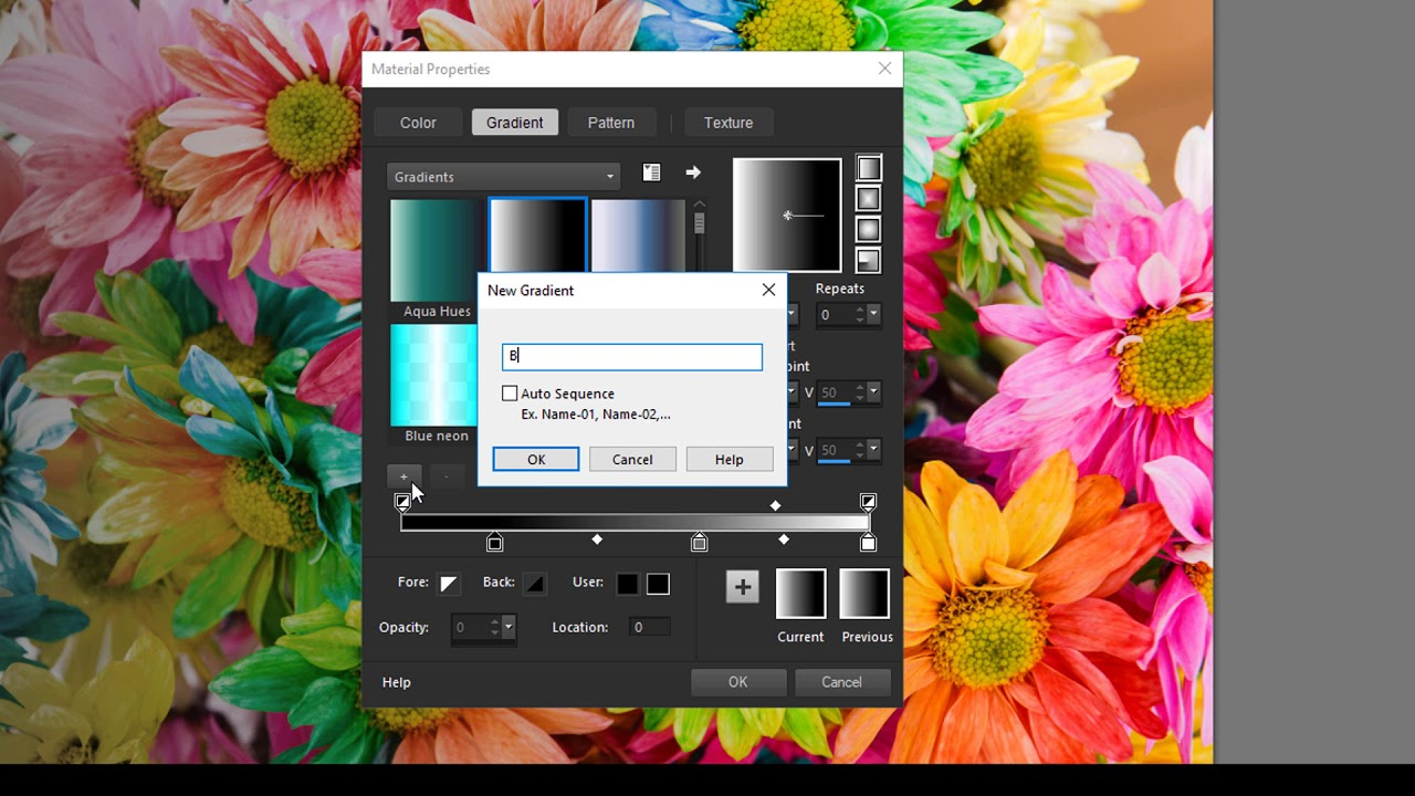 Creating Gradient Masks - Corel Discovery Center