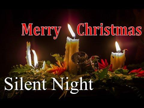 ⛄ Christmas ⛄ Carol Song - Silent Night