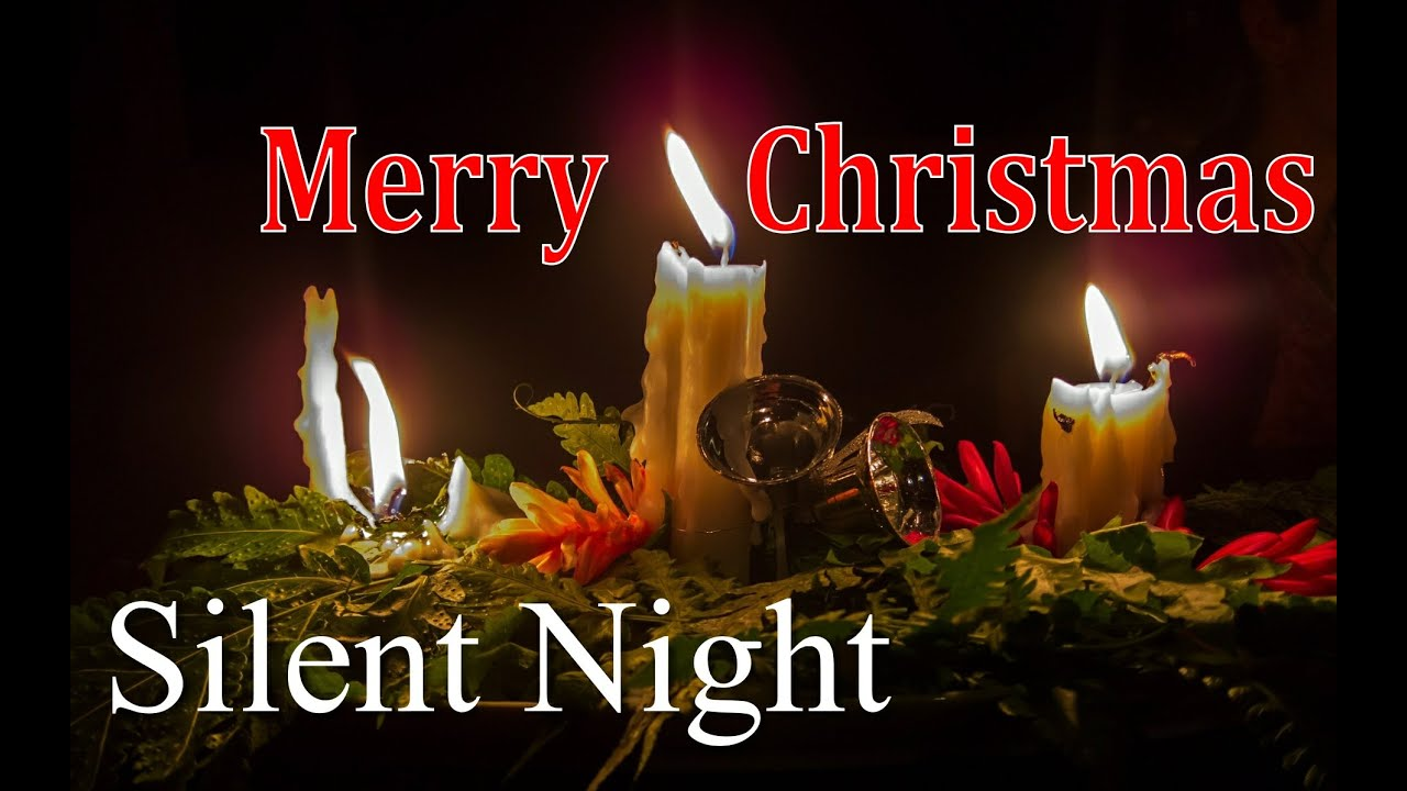 ⛄ Christmas ⛄ Carol Song - Silent Night - YouTube