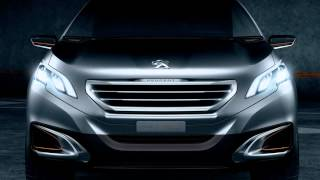 Peugeot Urban Crossover Concept 2012 Videos