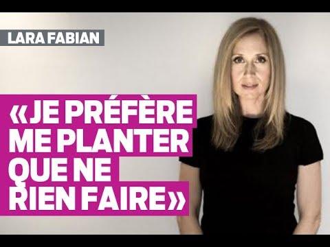 L'interview indiscrète de Lara Fabian