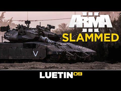 SLAMMED | Arma 3 - Levelcap & LT  [Invade & Annex]