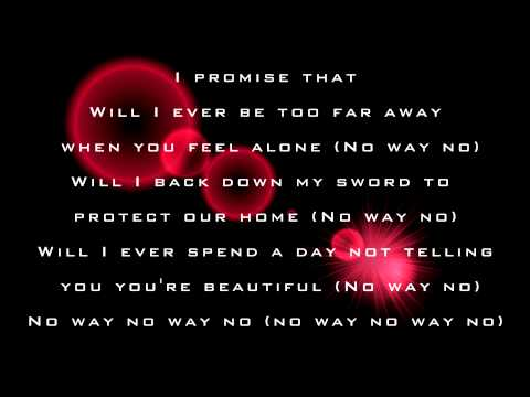 MAGIC! - No Way No (HD Lyrics)