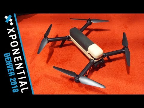 Novadem NX70: Clever Drone Design for Military & Public Safety