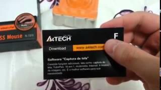 Mouse A4Tech V Track N-70FX - Análise