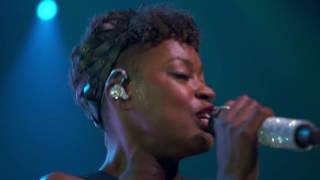 fitz and the tantrums roll up live on the honda stage at the iheartradio theater la