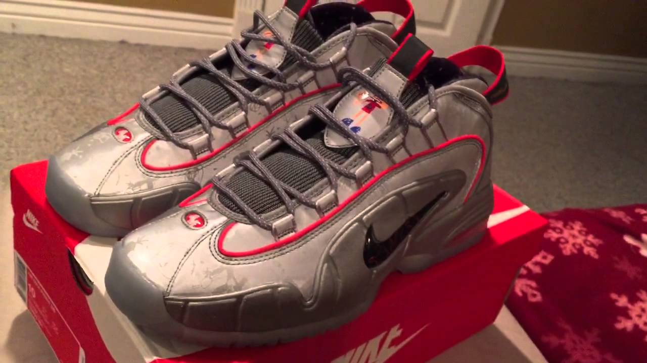 c801b596db41 2014 Doernbecher Air Max Penny 1 - YouTube