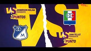 Millonarios vs Once Caldas   Análisis del partido en El Campín - Liga BetPlay Fecha 9