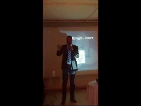 Lyoness sme night pesaro   dott. moreno bordoni   youtube