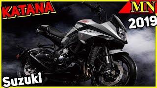 Suzuki KATANA 2019 - Vorstellung - Ausstattung - Daten - Leistung | Motorrad Nachrichten