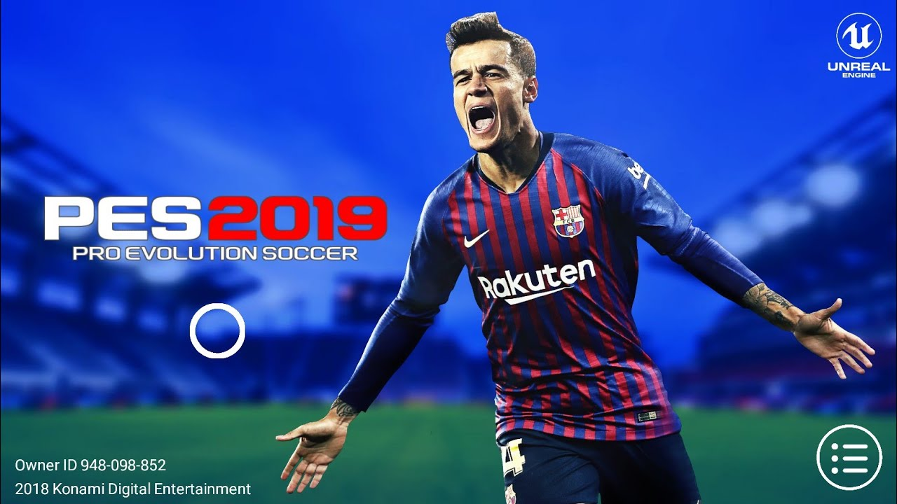 PES 2019 Mobile v3 2 0 Official Kits,Logo Patch Android