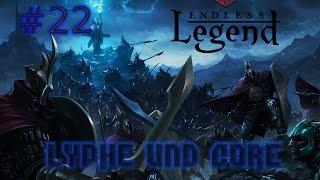 LetsPlay Endless Legend #022 - Krieg der Drakken [Gameplay German]