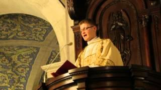 Liturgia Wigilii Paschalnej - Exultet