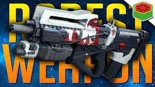 RAREST GUN IN THE GAME  - REDRIX