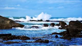 New Age Channel: 1 HOUR of seascape sounds. Waves of the Sea to relax, to sleep and to dream