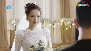 Quảng cáo Tiki hài: Trường Giang phản đối cưới Nhã Phương