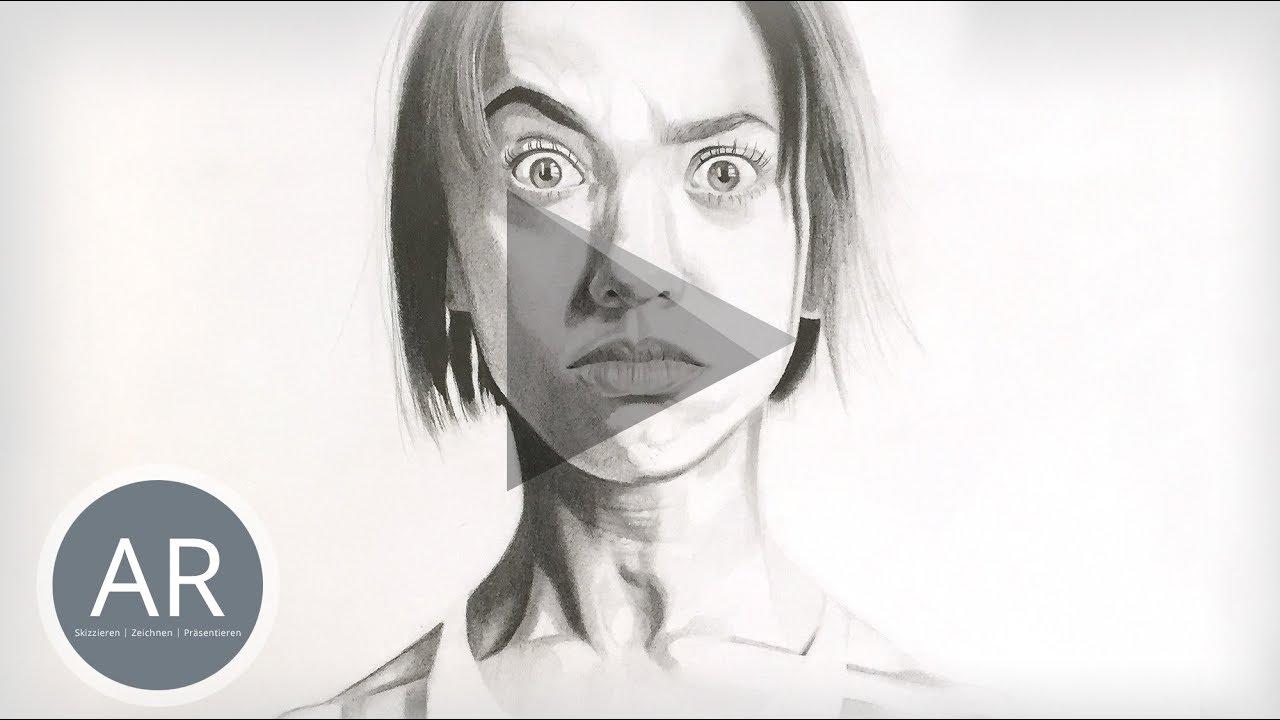 Youtube Video: Mappenbeispiele Kunst auf Lehramt, Mappenvorbereitungskurs Kunst auf Lehramt
