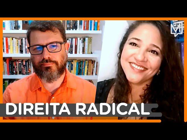 Conversas: Michele Prado e a extrema direita no Brasil
