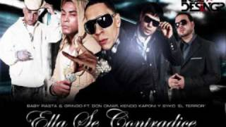 Ella Se Contradice Remix Nuevo!!!! 2010 FLOWHOT.NET!!!