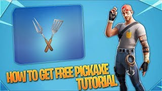 HOW TO GET A **FREE PICKAXE** ON FORTNITE | LOW N' SLOW PICKAXE (14 DAYS OF SUMMER CHALLENGE)