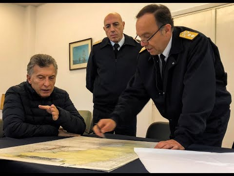 Search for missing Argentine sub continues amid stormy seas