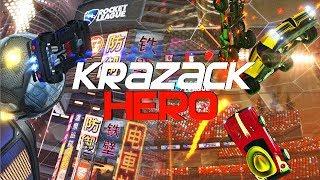 KRAZACK - HERO (BEST GOALS, DRIBBLES)