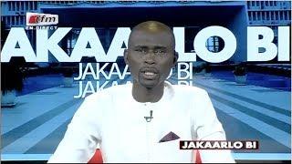REPLAY - Jakaarlo Bi - Invité : BAMBA KASSÉ - 21 Septembre 2018 - Partie 1
