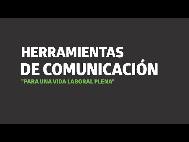 Herramientas de comunicación para una vida laboral plena   UTEL Universidad