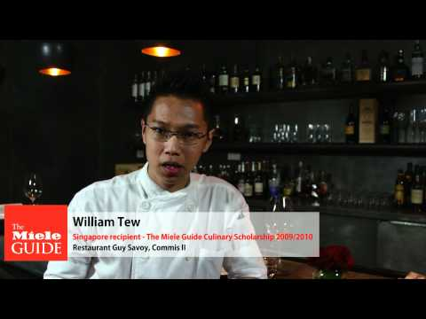 The Miele Guide Scholar 2009/2010 - William Tew
