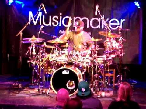 Rex Hardy Jr.  at Musicmaker Dublin