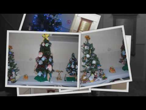 Kirkcudbright Parish Church Christmas Tree Festival   2016