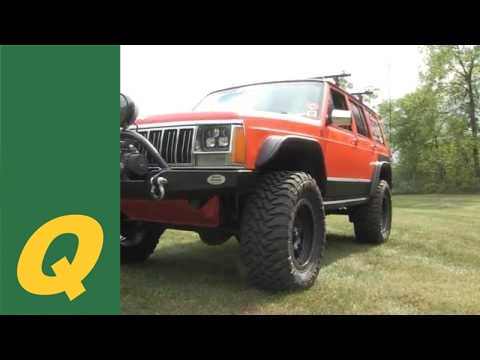 How to Install Bushwacker Fender Flares for Jeep Cherokee