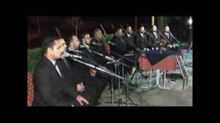 المنشد  غسان سالم زودة - أبوعمر - فرقة عمر الفاروق الذهبية -جد الحسن يا نبينا -حماه 2008
