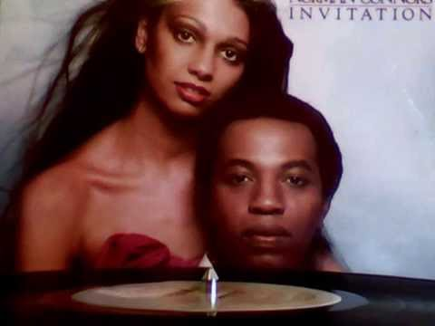 NORMAN CONNORS Featuring Miss ADARITHA - INVITATION