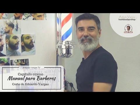 Manual para Barberos - 02x10 Corte de pelo de Eduardo Vargas
