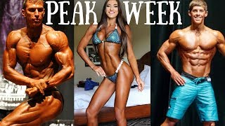 Video Peak Week Strategies | Bikini vs. Bodybuilding download MP3, 3GP, MP4, WEBM, AVI, FLV April 2018