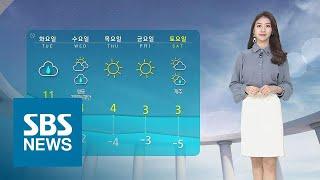 [날씨] 포근한 서울, 한낮 11도…미세먼지 일시 나쁨…