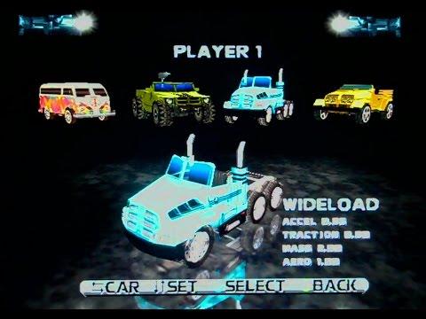 Cruis'n Series: All Playable Vehicles (1994-2007)