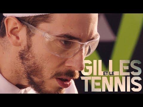 Gilles et le tennis en streaming