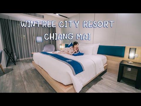 Wintree City Resort Chiang Mai💙🤍