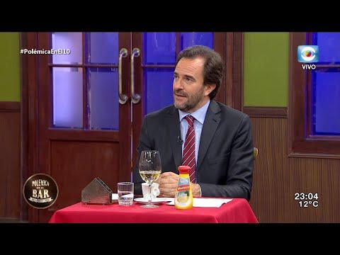 Germán Cardoso en Polémica