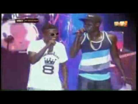 Ngaaka blind et Matadi  - freestlye show mbarikallah