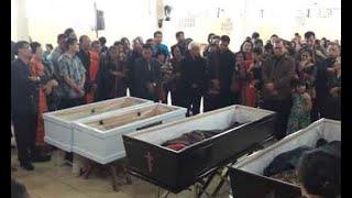 Jenazah Korban Pembunuhan 1 Keluarga di Bekasi Tiba di Medan