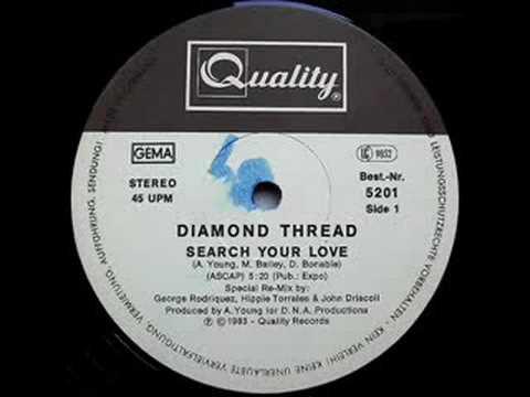 Diamond thread search your love diva radio youtube - Diva radio disco ...