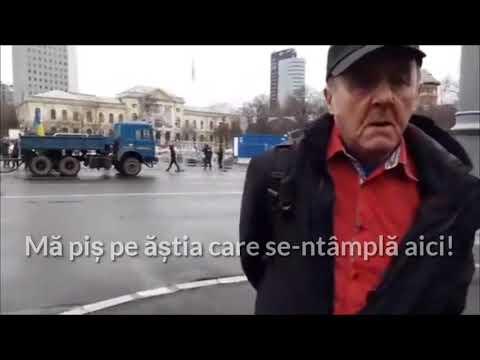 Scandal in Piata Victoriei 02.12.2017