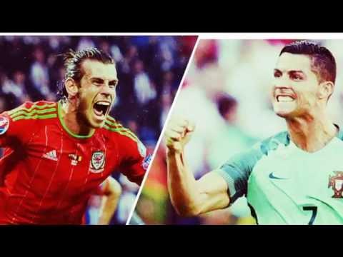 Cristiano Ronaldo⚽ VS⚽ Gareth Bale 🌀🌀🌀Portugal VS País de Gales...