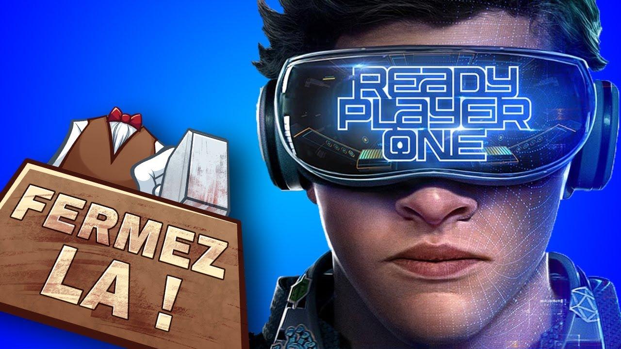 Download Ready Player One n'est PAS du FAN SERVICE - FERMEZ LA
