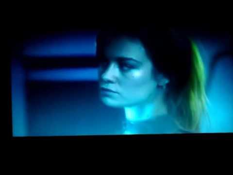 Captain Marvel leaked footage
