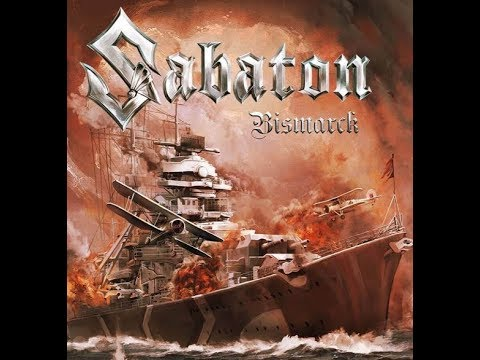 """Sabaton release video for the song """"Bismarck"""" - pre orders up for The Great War!"""
